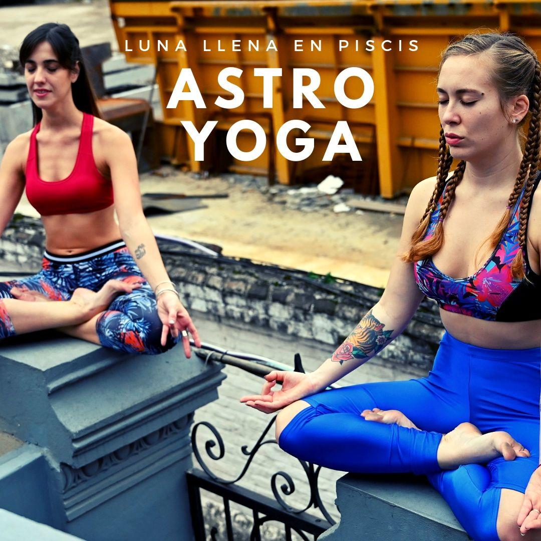 Astro Yoga